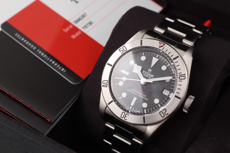 Tudor Heritage Black Bay Ref. 79730