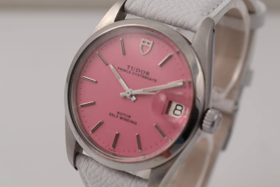 Tudor Prince Oysterdate Stahl/ 34mm