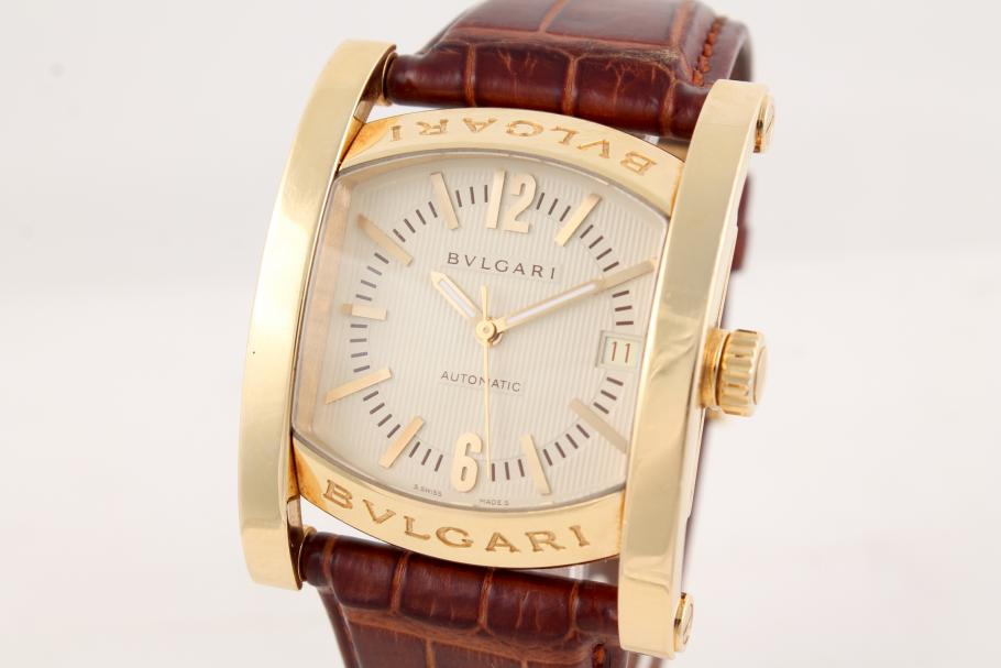 BVLGARI Assioma in 18K Gelbgold