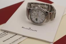 Blancpain Leman Dual Time