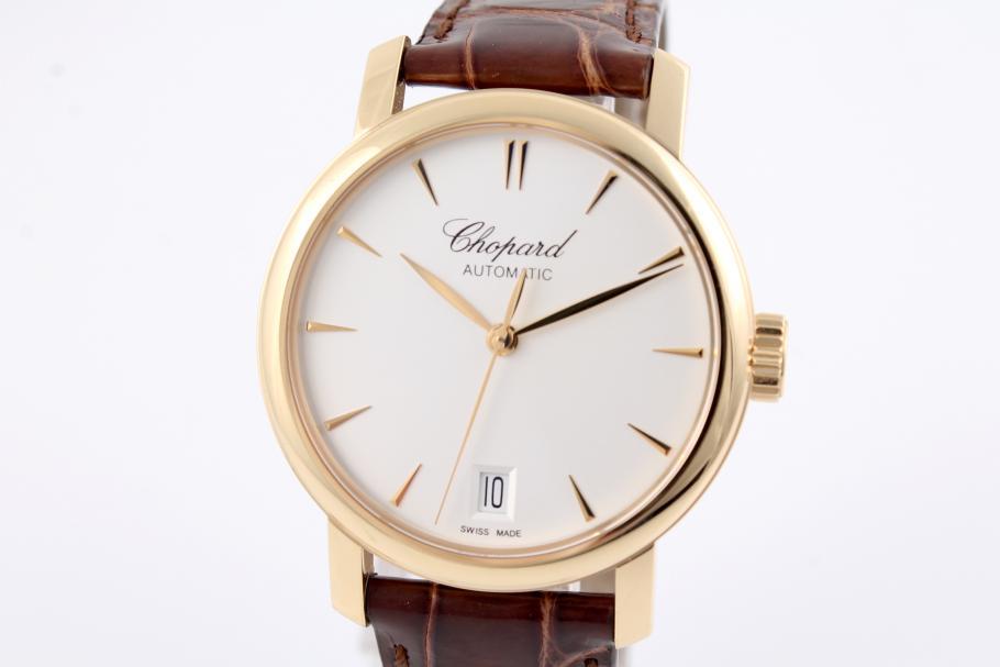 Chopard Classic Damenuhr in Gelbgold