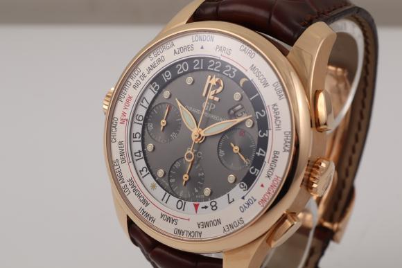 Verschiedene Marken Girard Perregaux World-Time ww.tc Chrono unworn