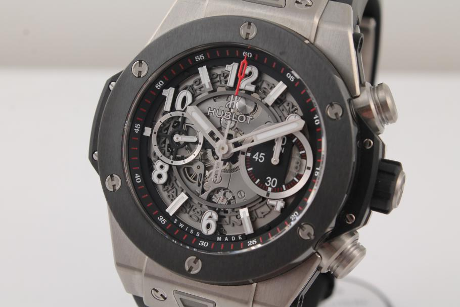 Hublot Big Bang Unico Titan