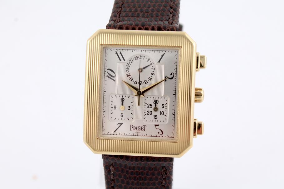 Piaget Protocole Chronograph Ref. 14254