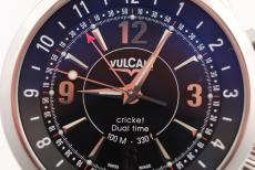 Vulcain Cricket Dual-Time