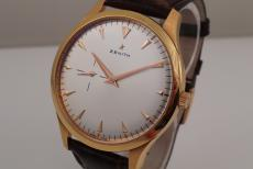 Zenith - Elite Ultra-Thin Rosegold