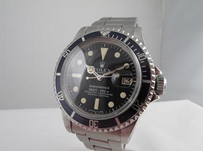 Rolex Submariner - Eine Luxusarmbanduhr von Rolex
